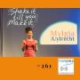 Artwork for Mylgia van Uytrecht: Shake it till you make it! Wie man mit positiver Einstellung und begeisternder Ausstrahlung gewinnend auftritt.