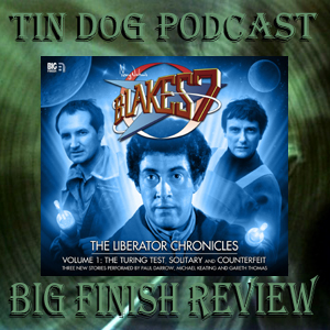 TDP 237: Blake's 7 Big Finish Box Set