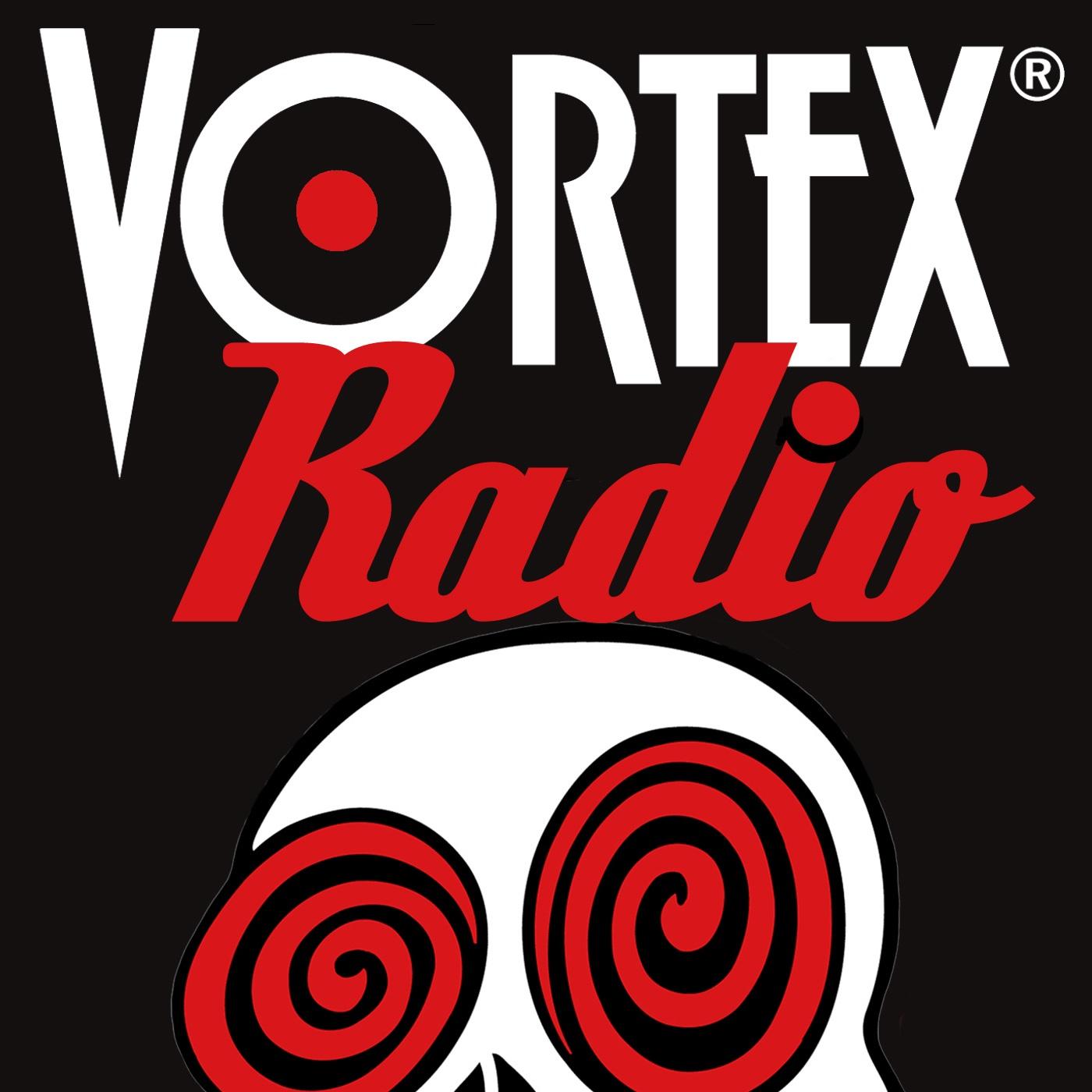 Vortex Radio show art