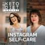 Artwork for #125 Instagram Self-Care with Kristina Bruce