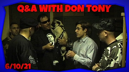 Ask Me Anything Q&A w/ Don Tony (#26) 06/10/2021 show art