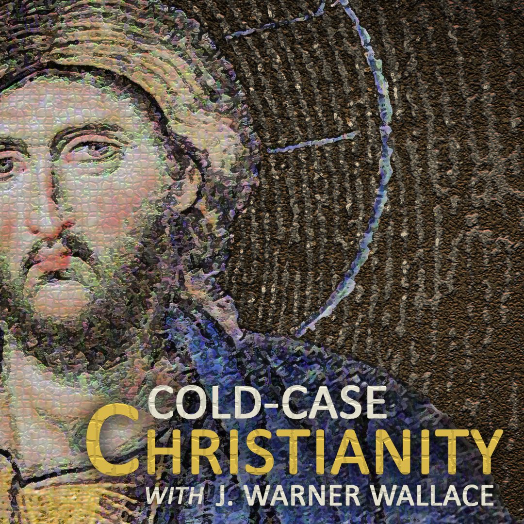 The Cold-Case Christianity Podcast show art