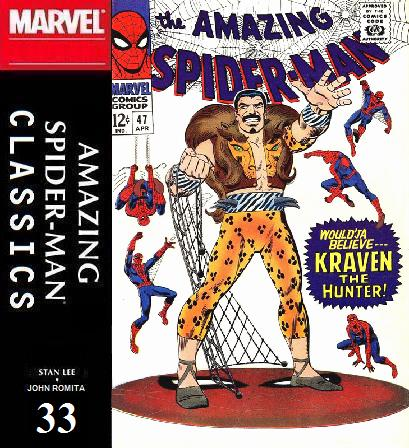 033 ASM Classics - Amazing Spider-Man 47
