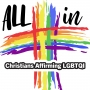 Artwork for Welcome to All In - Christians affirming LGBTQI