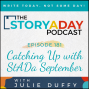 Artwork for 181 - Catching Up With StoryADay September