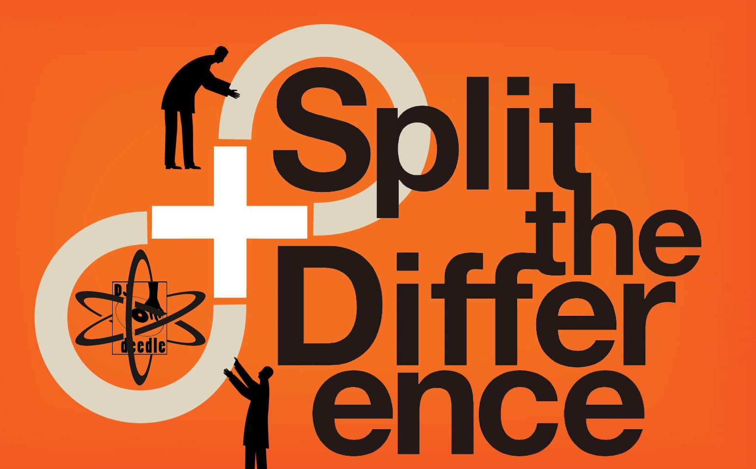 Split the Difference art