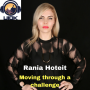 Artwork for Rania Hoteit - moving through a challenge