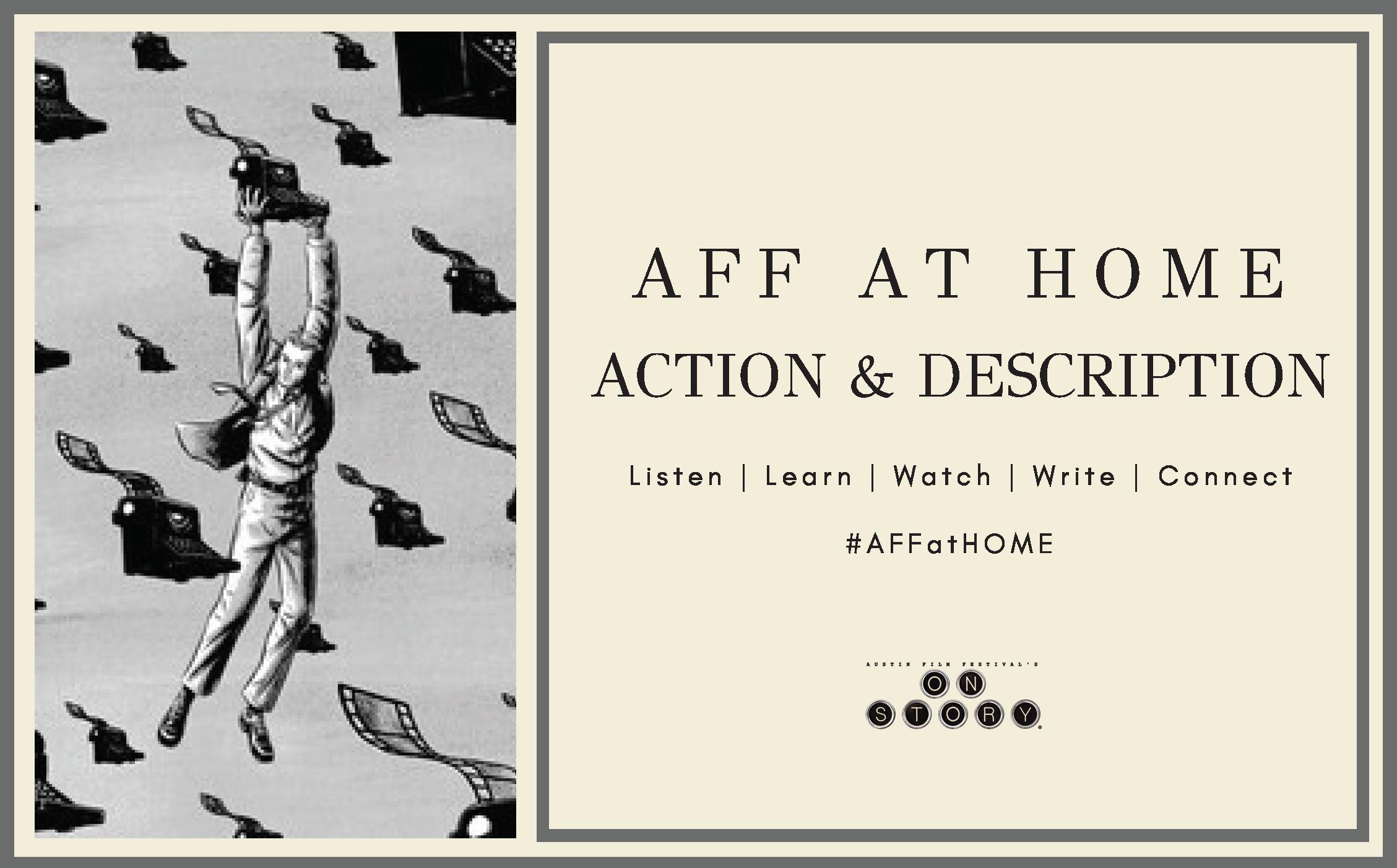 Artwork for AFF at Home: Action & Description