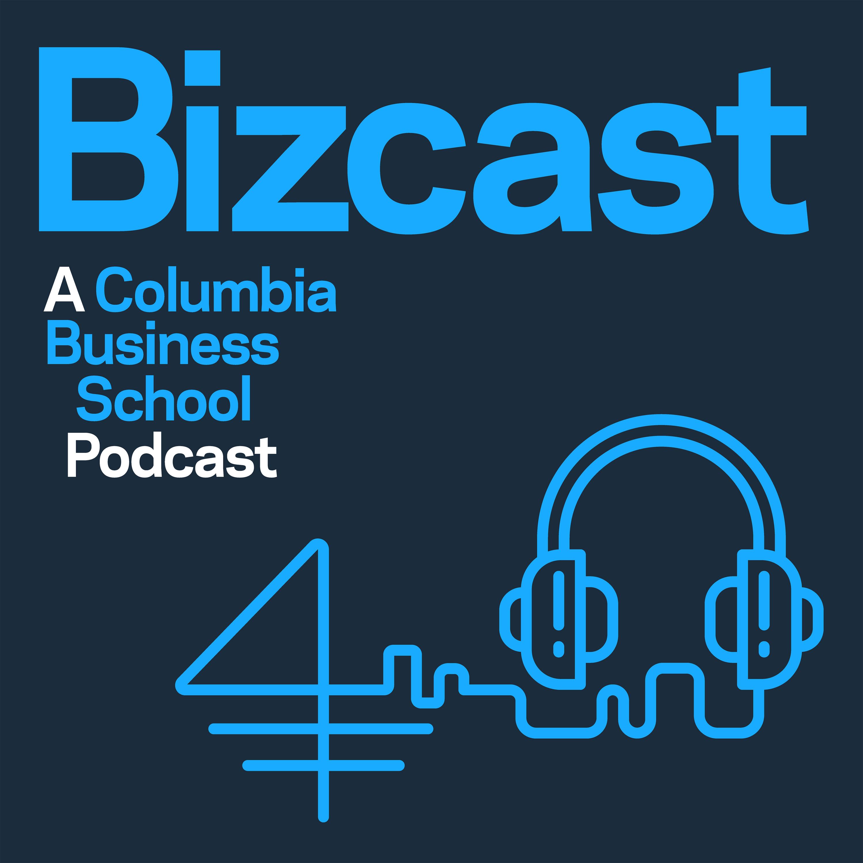 Columbia Bizcast show art