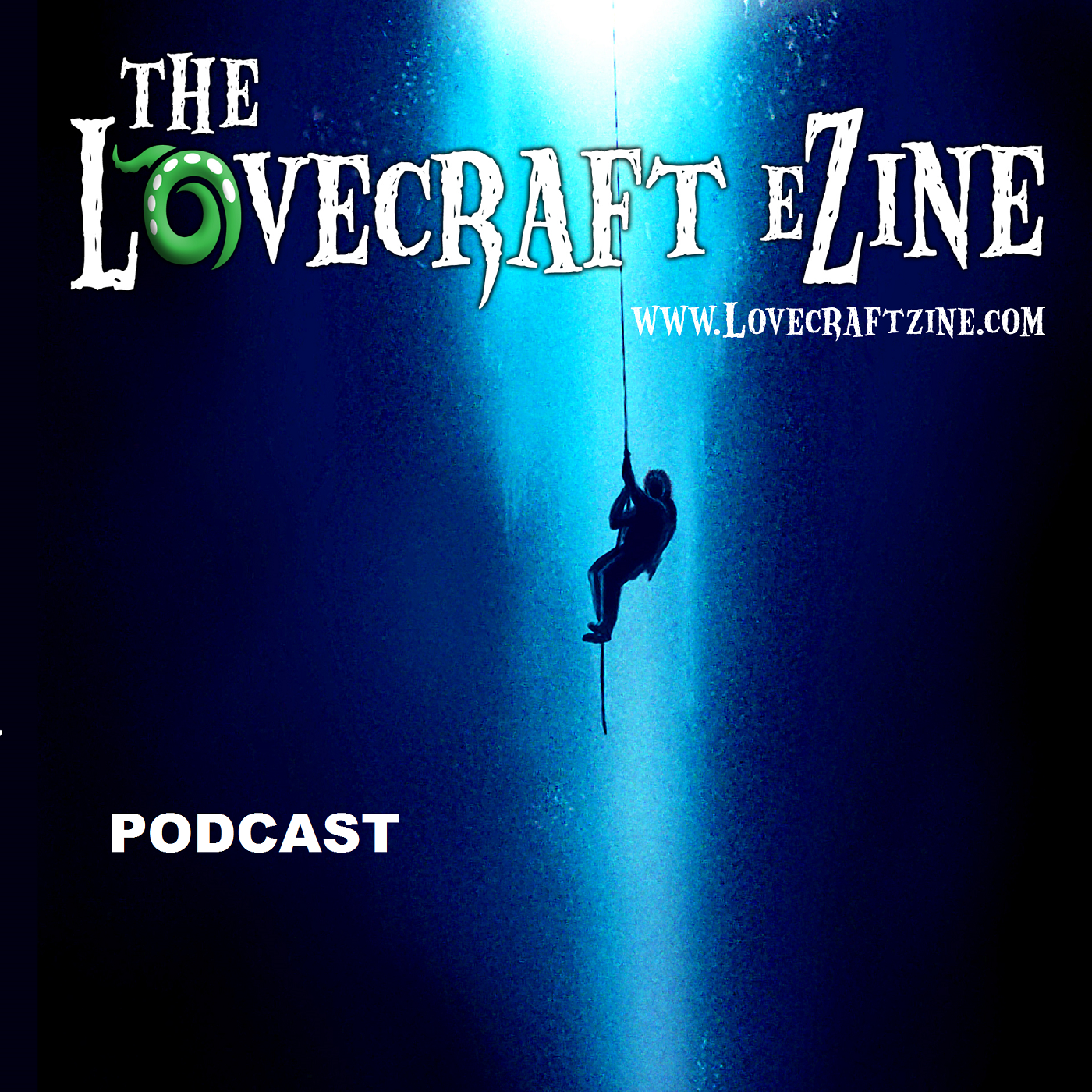 Artwork for A new Lovecraftian fiction podcast is the first Patreon goal