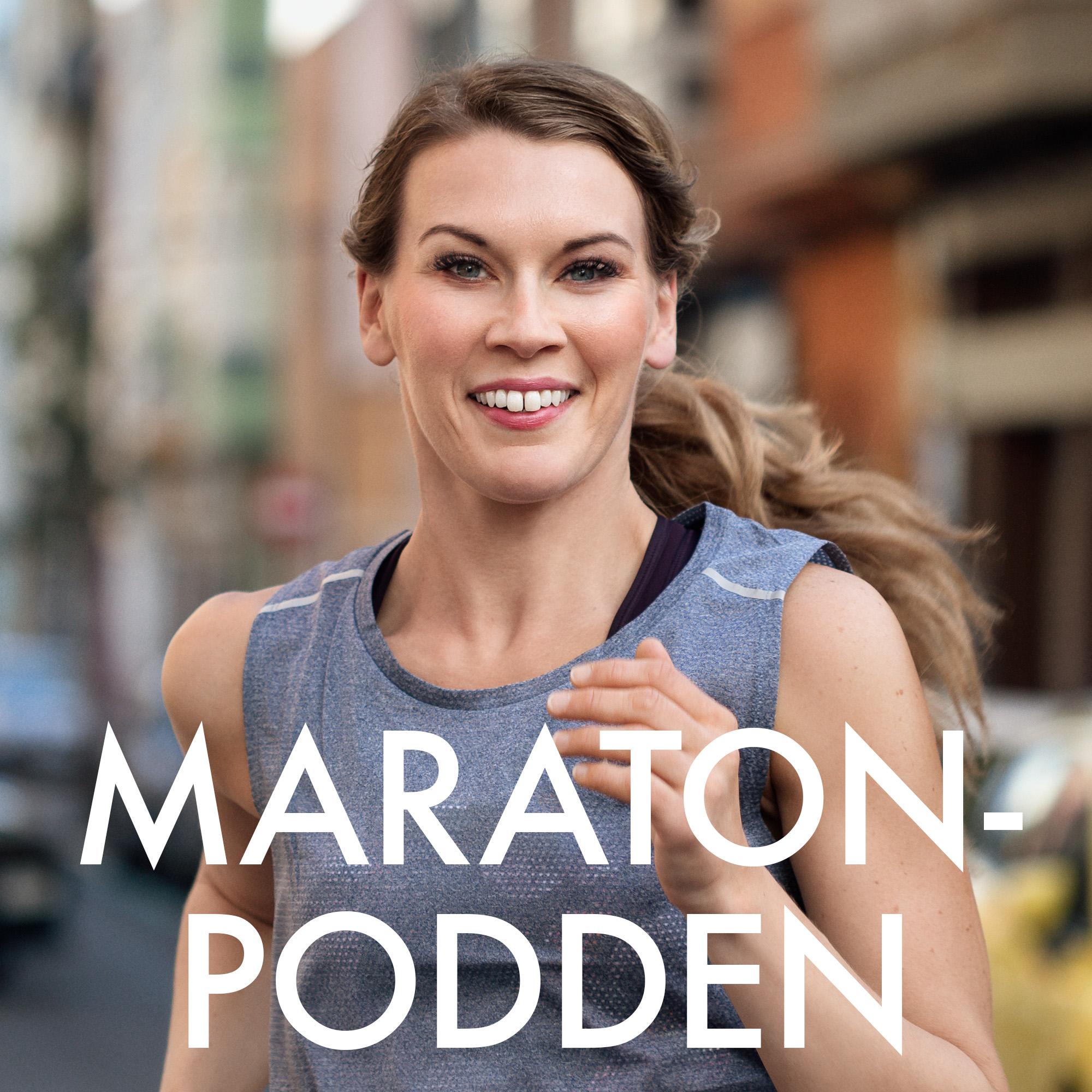 Maratonpodden logo