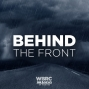 Artwork for Behind the Front: The Lee County Tornado