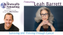 "Artwork for 100 - Leah Barrett on ""Surviving and Thriving"" through Cancer"