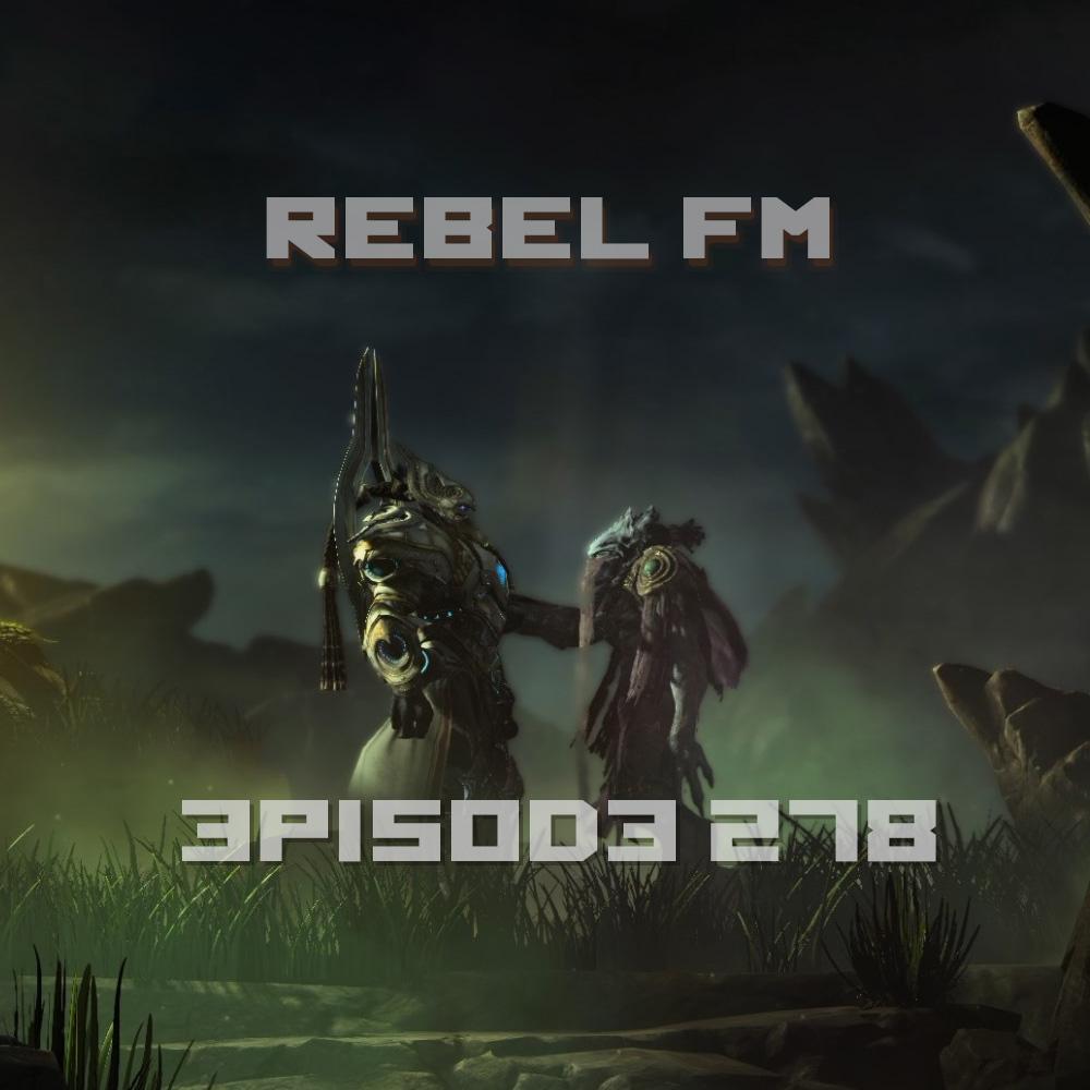 Rebel FM Episode 278 - 12/11/2015
