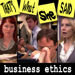 "Episode # 50 -- ""Business Ethics"" (10/09/08)"
