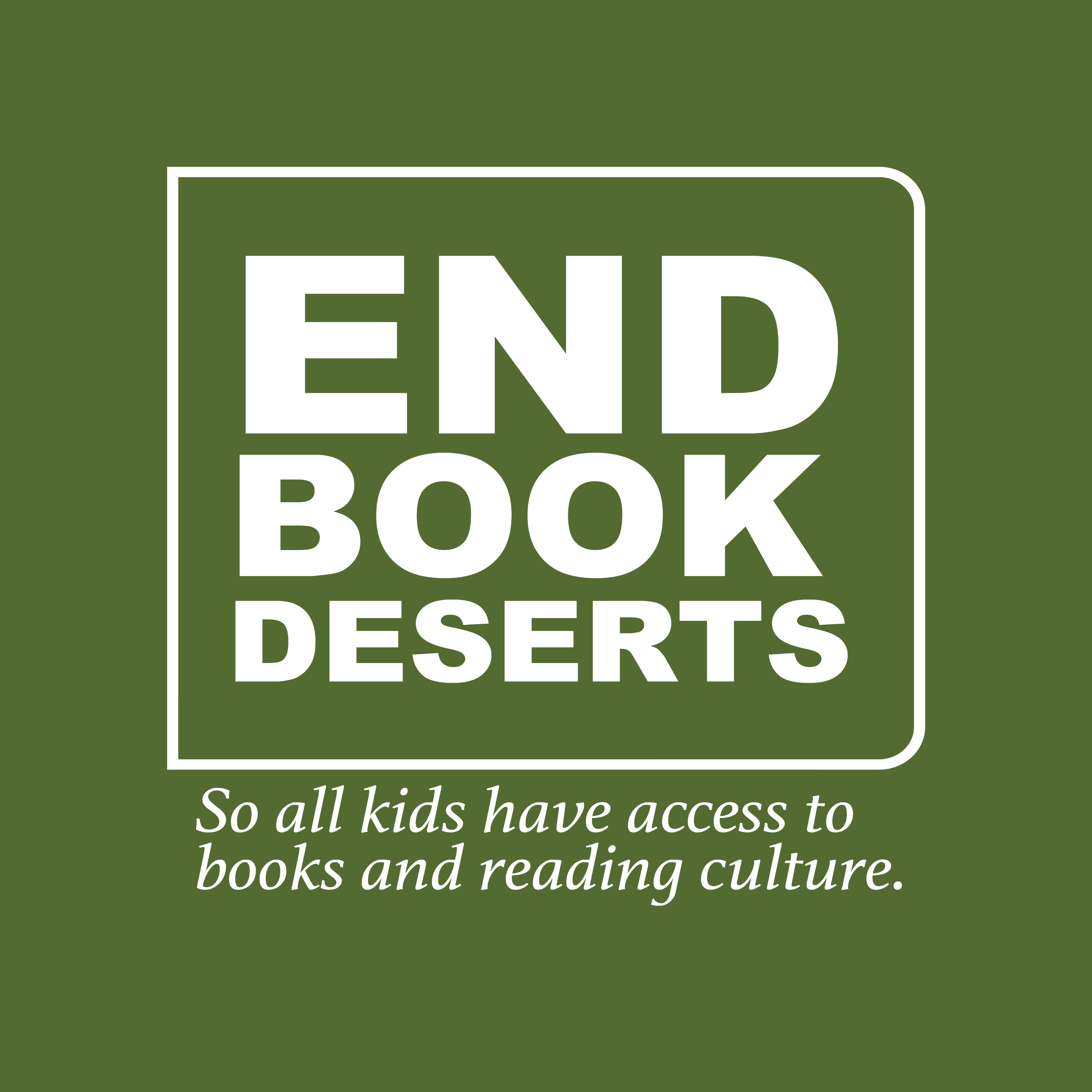 End Book Deserts show art