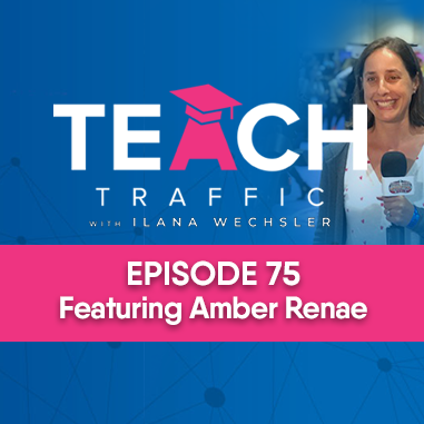 75 - How To Successfully Use Influencer Marketing To Grow Your Business 6 Figures & Beyond With Amber Renae