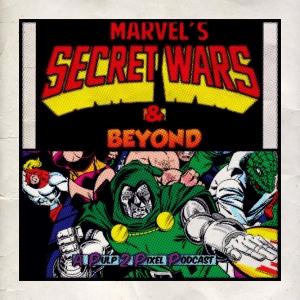 Episode #054 - Marvel's Secret Wars & Beyond #06