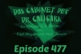 Artwork for Episode 477: The Cabinet of Dr. Caligari