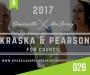 Artwork for #26 Kraska Pearson run for Somerville Council 2017