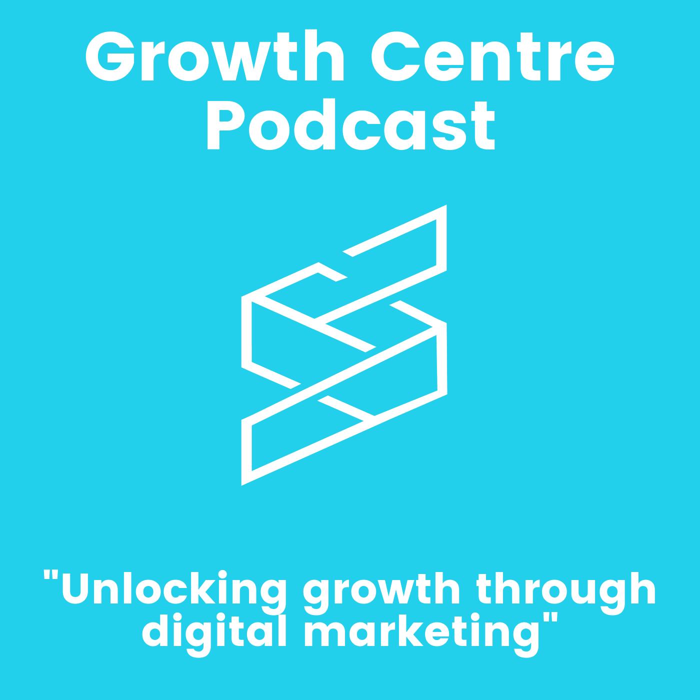 Sprida: Growth Centre Marketing Podcast show art