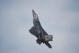"Airspeed - F-22 Raptor Pilot Maj Paul ""Max"" Moga"