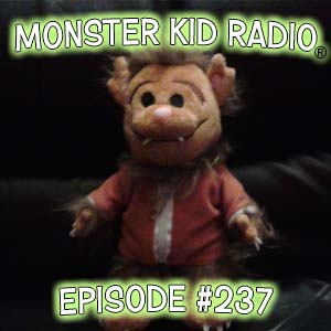 Monster Kid Radio #237 - A Monster Kid Goes to a Comic Con, plus Listener Feedback