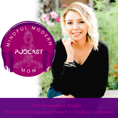 Mindful Modern Mom Podcast:Perfection is an Illusion. Personal Development is Everything show image