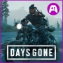 Artwork for Days Gone: Crafting Narrative in an Open World