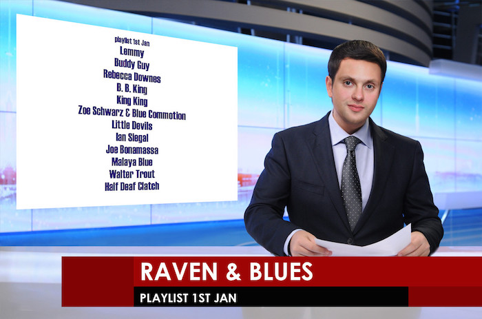 Raven and Blues 1st Jan 2016