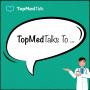 Artwork for TopMedTalks to ... | Angela Bader