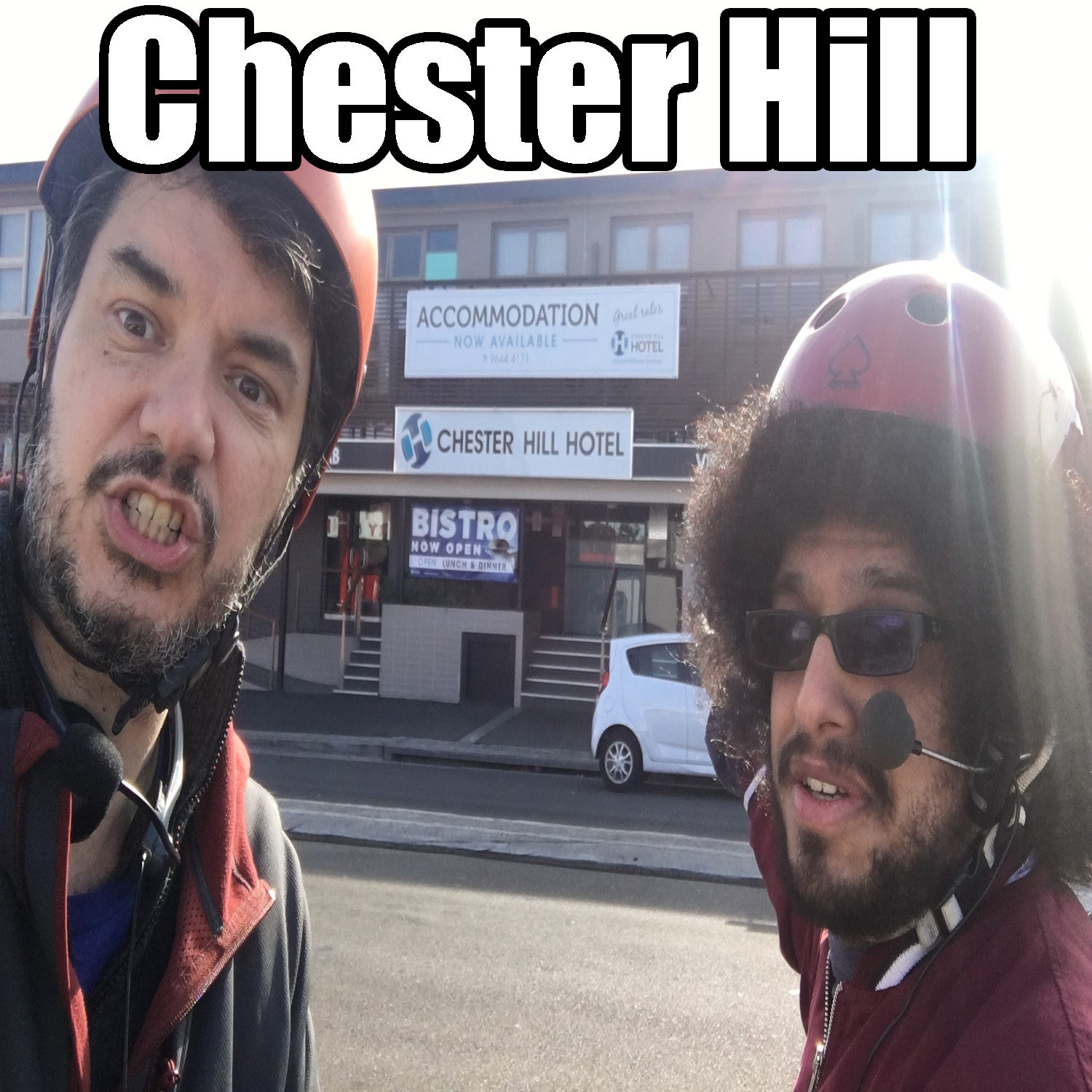 Episode 46 - Chester Hill