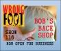 Artwork for EP116--Bob's Back Shop