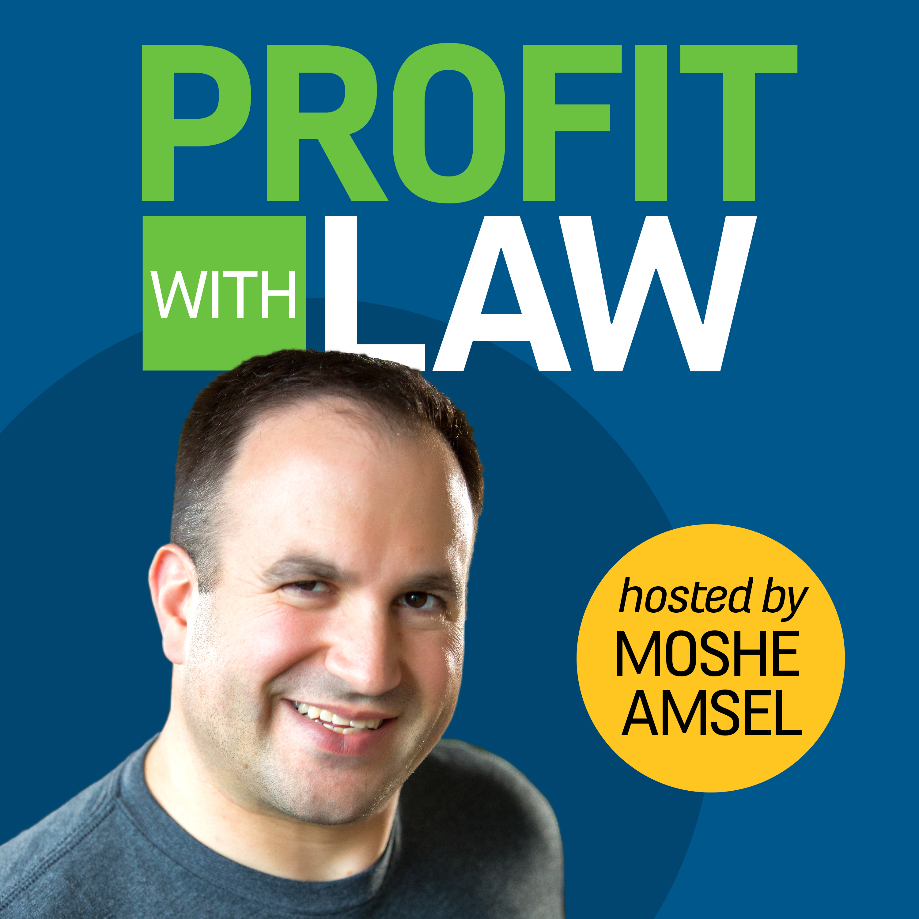 Profit with Law: Profitable Law Firm Growth show art