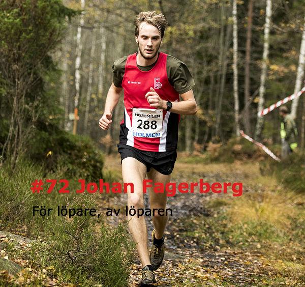 #72 Johan Fagerberg