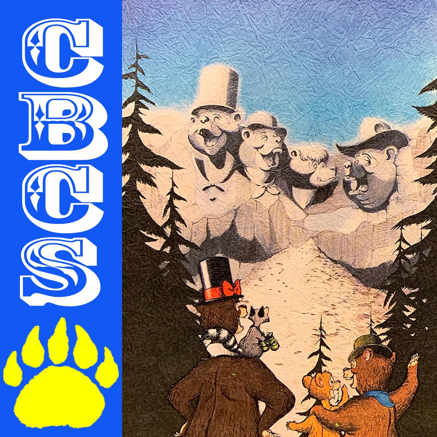 Artwork for Vintage Tokyo Disneyland Bear Mountain World Tour Postcard - Country Bear Collector Show #219