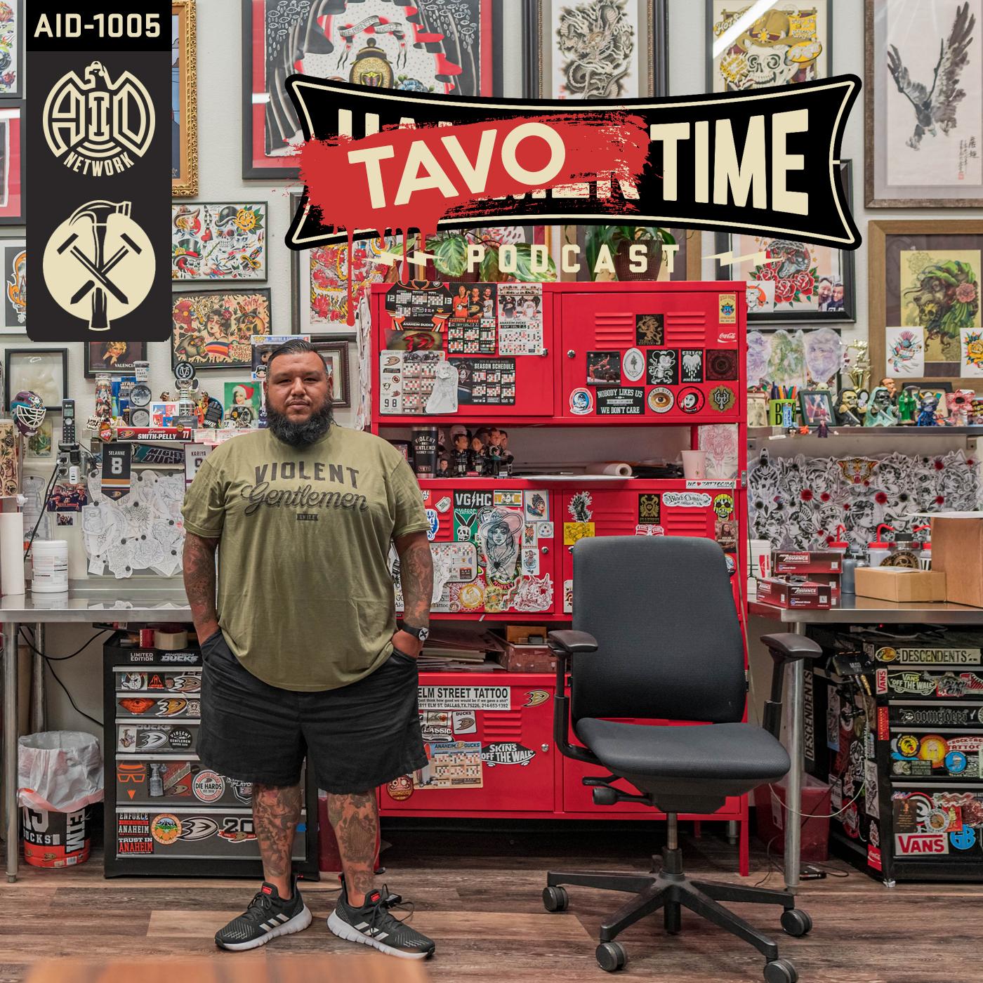 Tattoo Artist Gustavo Jaimes - Hammer Time 86 show art