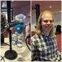 Artwork for 133 Näringslivsdagen 2017- Roboten Ariel och dess pappa Fredrik Löfgren