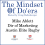 Artwork for Mike Ablett Dir of Marketing Austin Elite Rugby