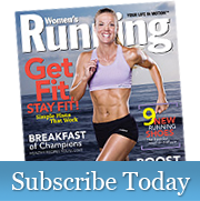Kristin Harrison, Editor of Women's Running Magazine Gives 5K Training Tips and Sports Bra Shopping Tips