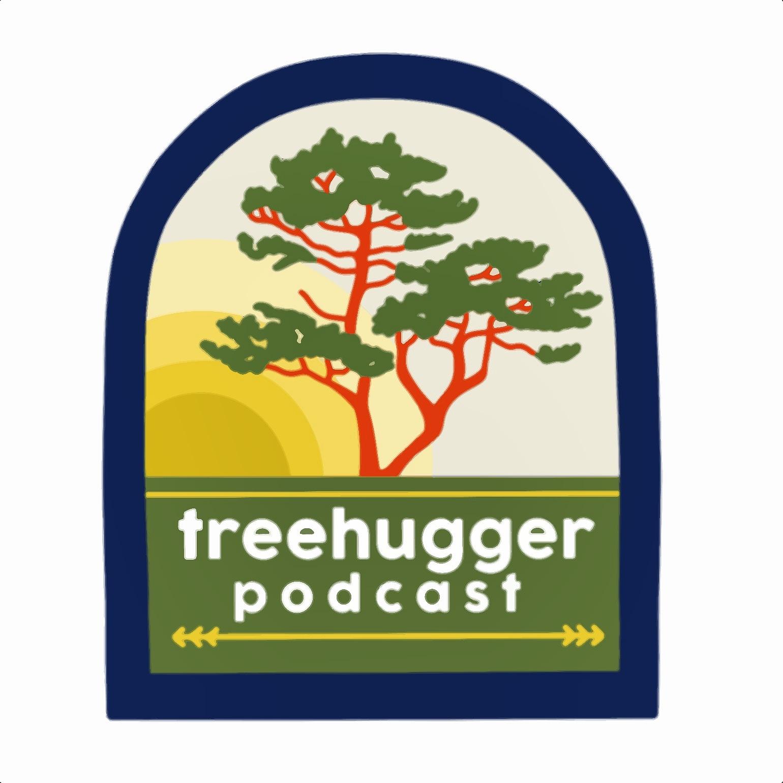 treehugger's podcast show art