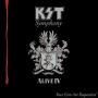 Artwork for KST- Alive IV