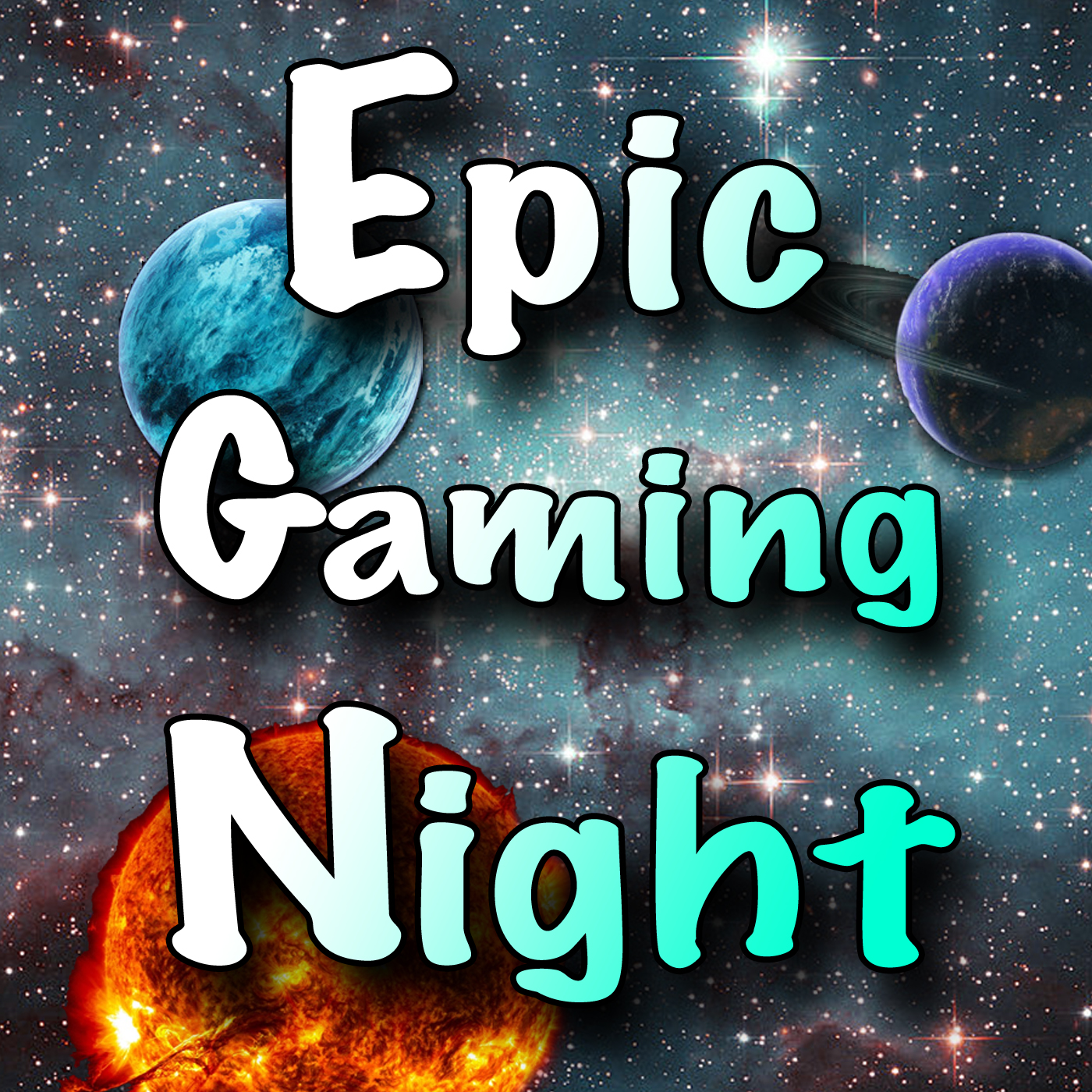 Epic Gaming Night Podcast   Board Games Table Top & Card Games show art