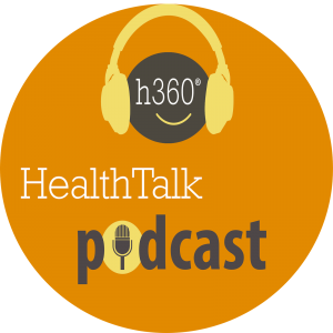 h360 HealthTalk Podcast logo