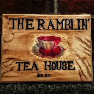 The Ramblin' Tea House