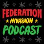 Artwork for Federation Invasion #418 (Dancehall Reggae Megamix) 07.07.16