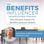 Artwork for Why Mindset Matters for Benefits Decision Makers w/ Andy Neary