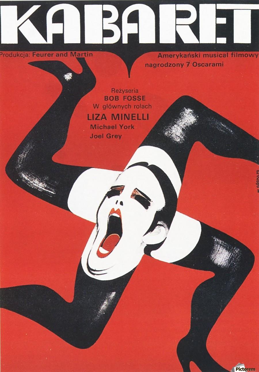 34: Cabaret (1972) show art