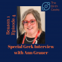Artwork for Special Geek Interview with Ann Grauer