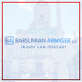 Artwork for Announcing the Launch of the Barsumian Armiger Injury Law Podcast